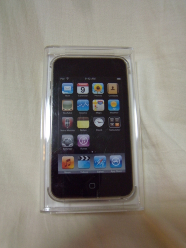 ipod touch 64GB 表