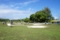 The baseball field in Laura, Marshall Islands