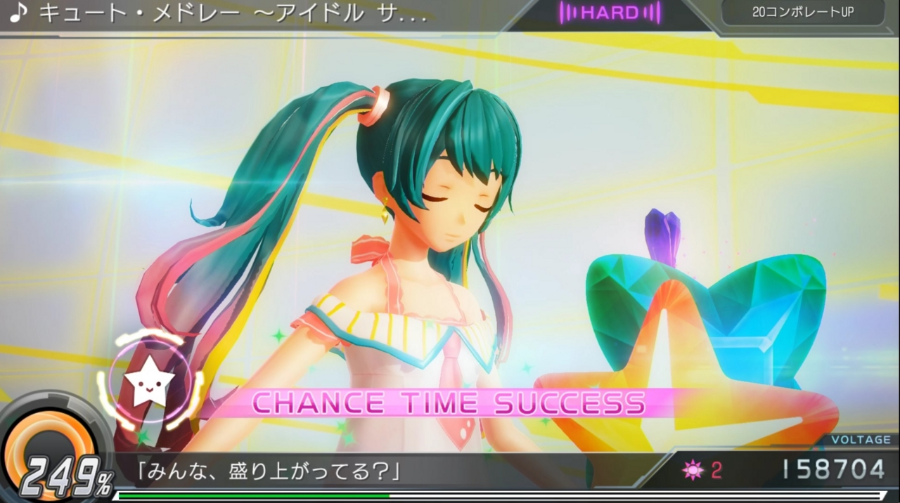 初音ミク-ProjectDIVA-X HD