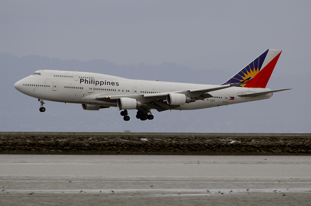 Download this Philippine Airlines picture