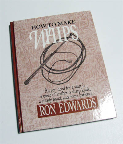 How to Make Whips (Bushcraft) Ron Edwards