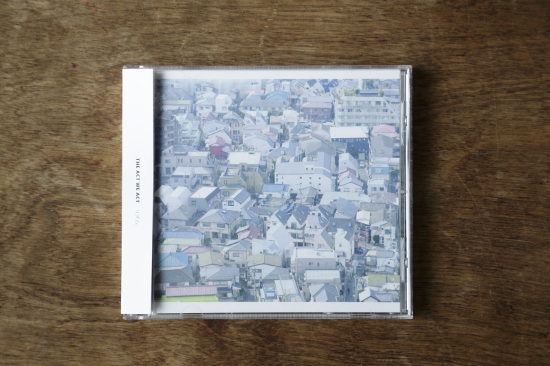 THE ACT WE ACT『リズム』/CD