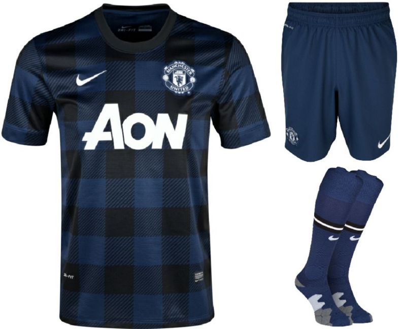 buy popular 752a5 d2cae Do you know what Cheap Manchester United kits look like ...