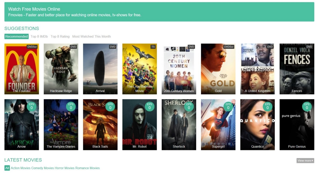 20 Free Movie Streaming Sites To Watch Latest Movies