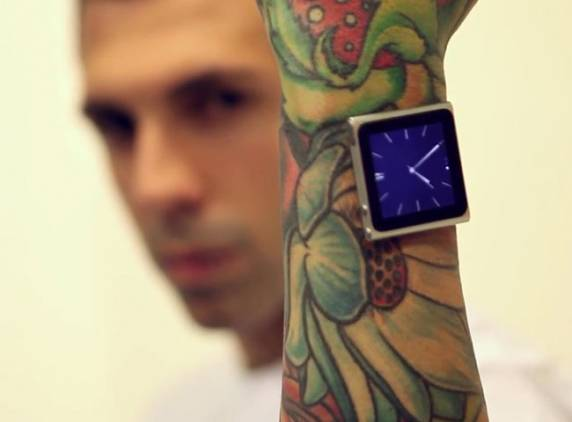 New Jersey man boasts magnetic attachment to iPod | Deccan Chronicle