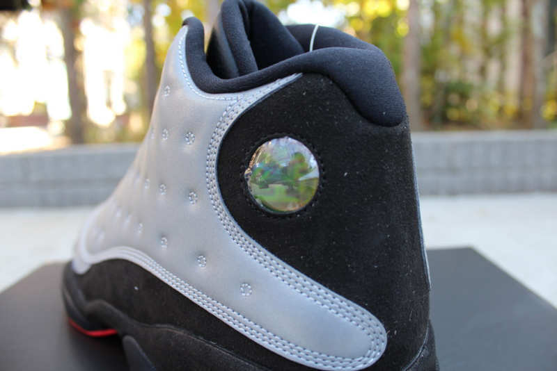 Air Jordan 13 Retro Reflective Silver