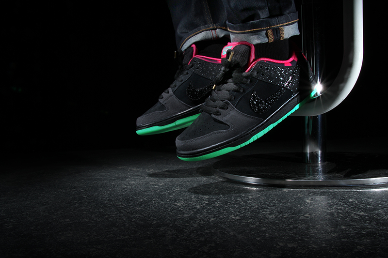 PREMIER x NIKE SB DUNK LOW NORTHERN LIGHTS