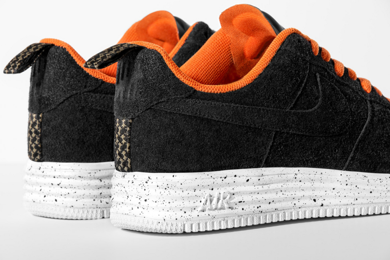 UNDFTD x Nike Lunar Force 1 Low