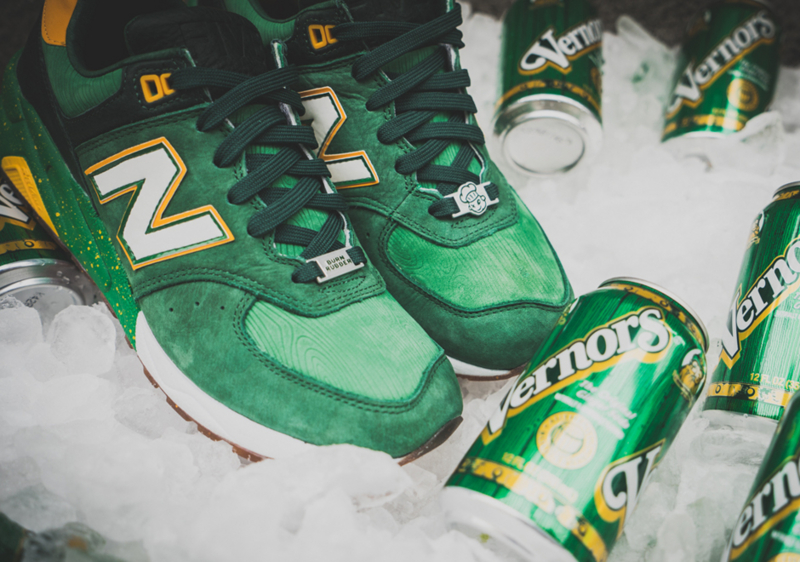 BURN RUBBER x NEW BALANCE 572 VERNORS