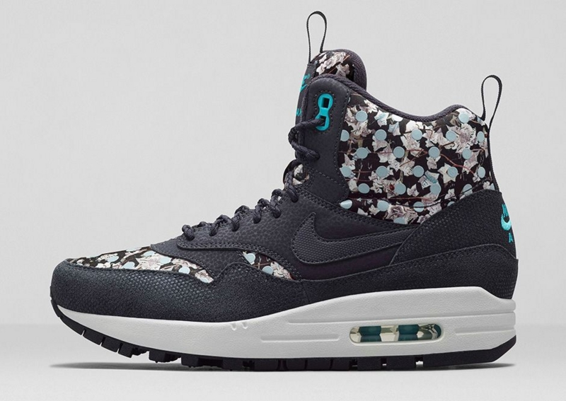 Women's Air Max 1 Mid Sneakerboot Liberty