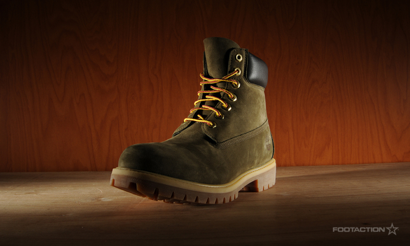 Timberland 6inch Premium Waterproof Boots Olive