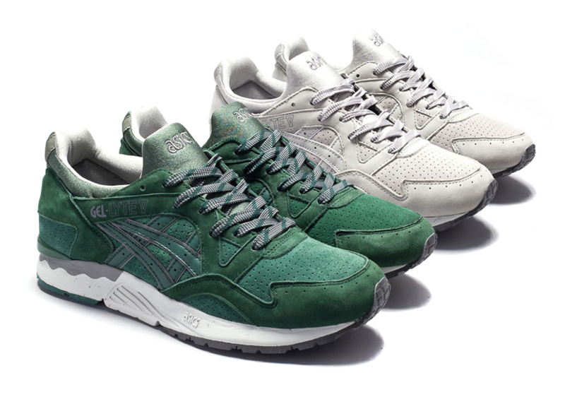 Asics Gel Lyte V Outdoor Pack