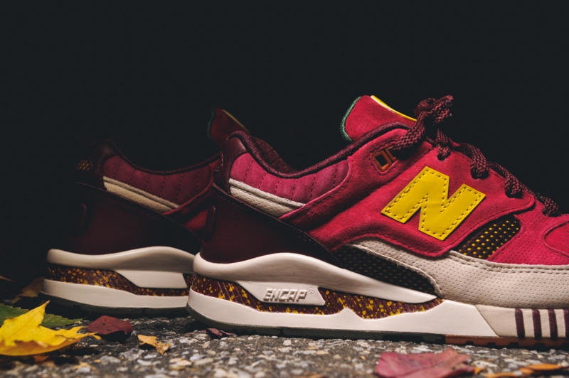 Ronnie Fieg x New Balance 530 Central Park