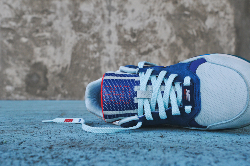 Ronnie Fieg x New Balance 850 Brooklyn Bridge