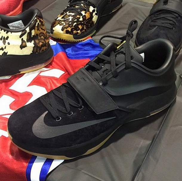 NIKE KD 7 EXT SUEDE QS 717593-001
