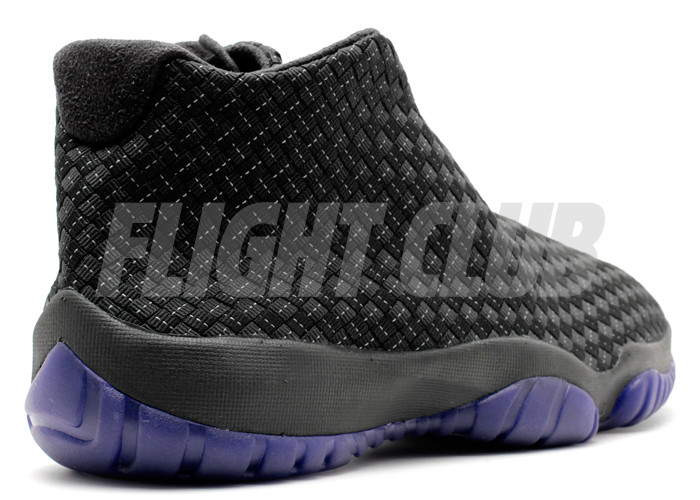 Air Jordan Future Dark Concord Sample