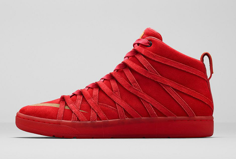 Nike KD7 NSW Lifestyle Challenge Red