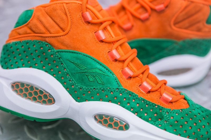 Sneakerstuff x Reebok Question Mid 15 Stars