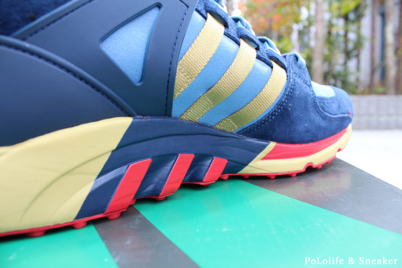 Packer Shoes x adidas EQT Support 93 SL80