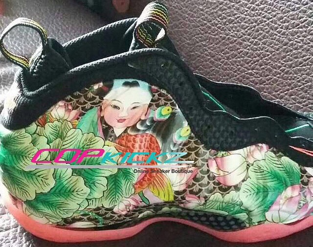 Nike Air Foamposite One Tianjin