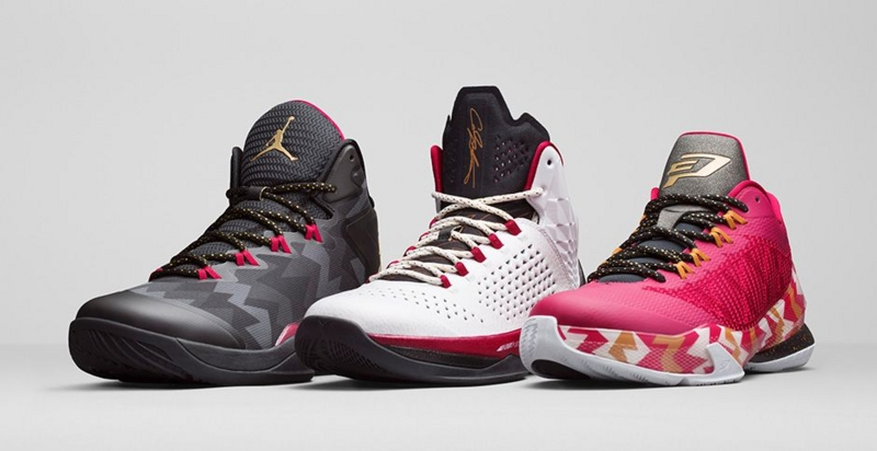 JORDAN HOLIDAY 2014 COLLECTION