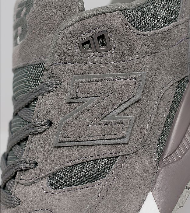 New Balance 530 Suede Dark Grey - size? UK Exclusive