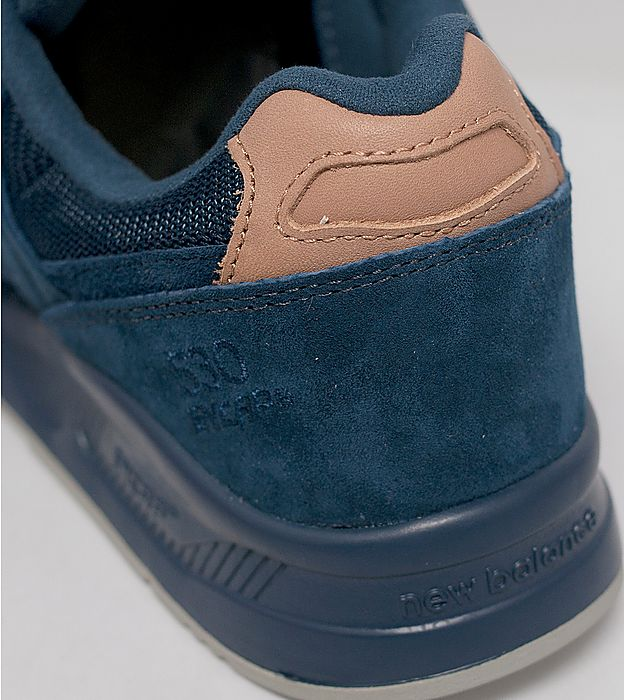New Balance 530 Suede Navy - size? UK Exclusive