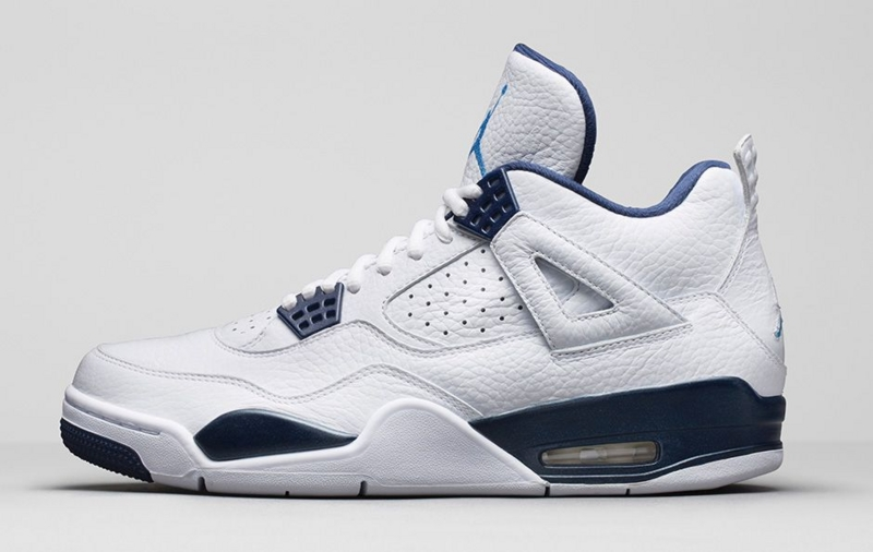 AIR JORDAN 4 RETRO LEGEND BLUE