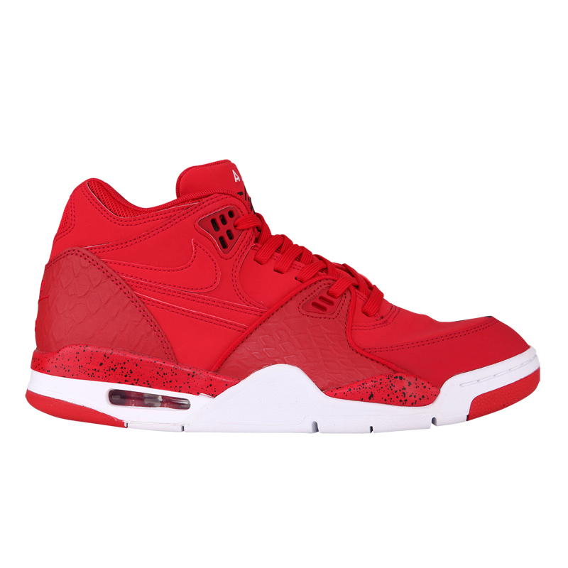 NIKE AIR FLIGHT 89 UNIVERSITY RED/BLACK