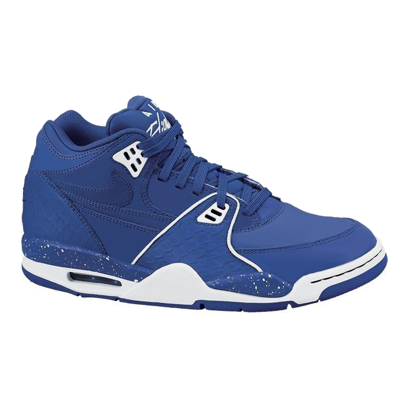 NIKE AIR FLIGHT 89 GAME ROYAL/WHITE
