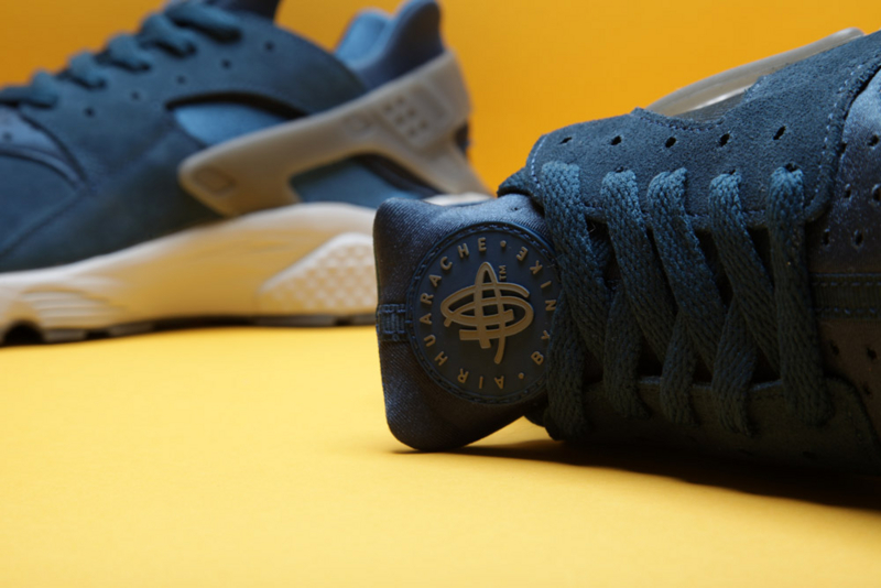 Nike Air Huarache Blue Force
