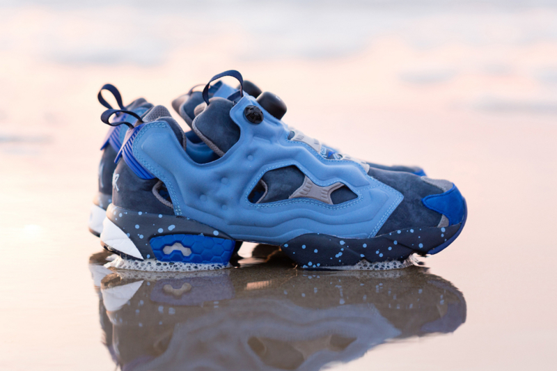 Packer Shoes x Stash x Reebok Insta Pump Fury
