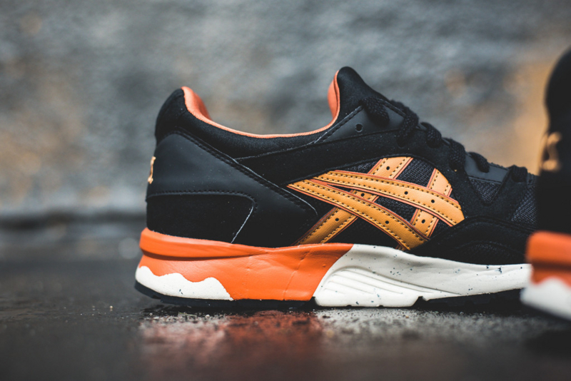 Asics Gel Lyte V Vegan Black/Tan