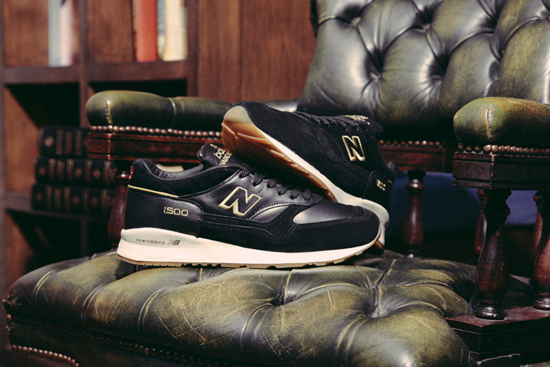 Footpatrol x New Balance M1500FPK Encyclopaedia
