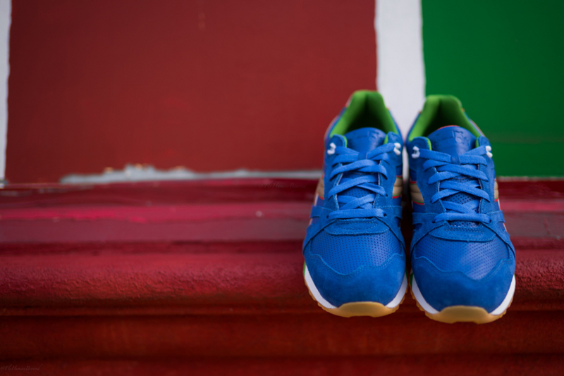 PACKER SHOES x DIADORA N.9000 AZZURI