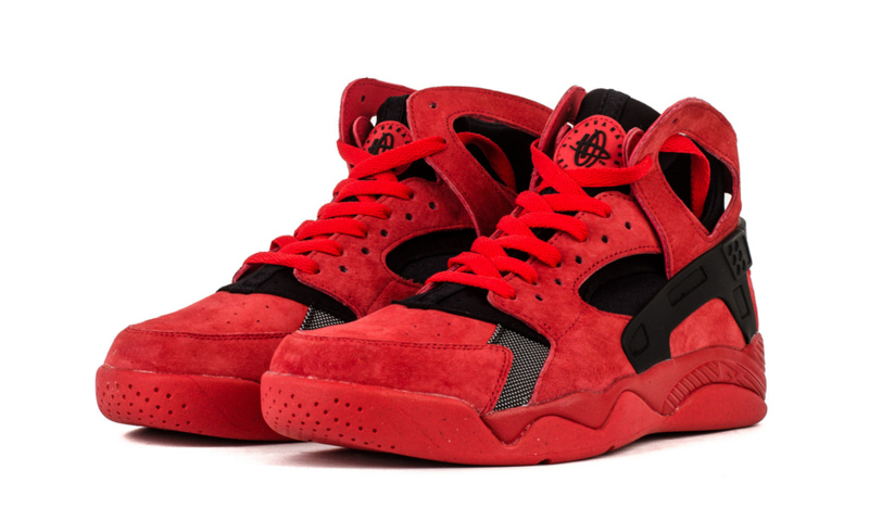 Nike Air Flight Huarache 'University Red/Black'