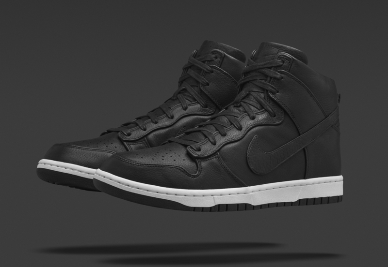 NikeLab Dunk Lux High