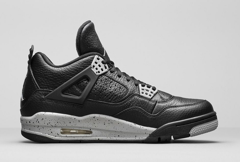 AIR JORDAN 4 RETRO 'TECH GREY'