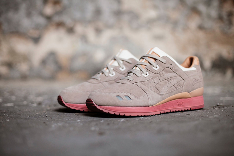 Packer Shoes x Asics Gel Lyte III 25th Anniversary Dirty Buck