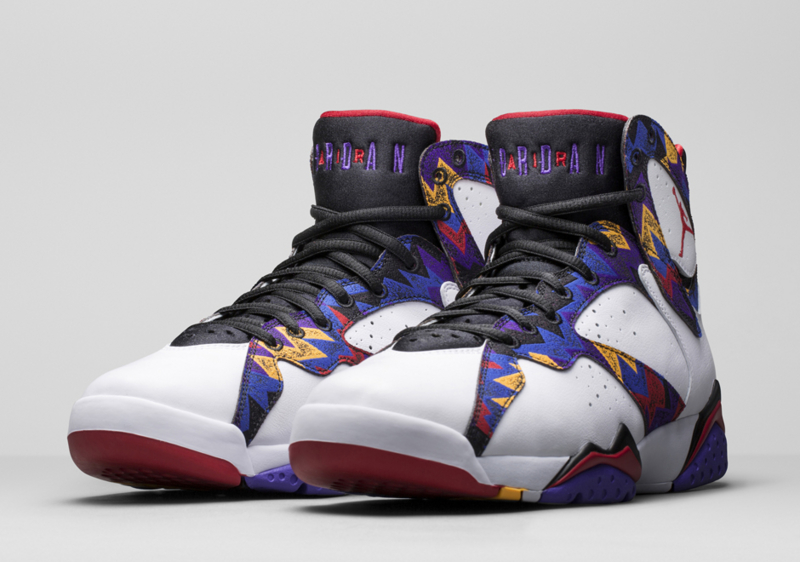 【11月14日発売】AIR JORDAN 7 RETRO 'SWEATER'