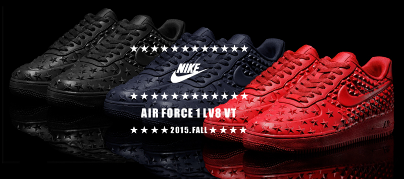 【6月下旬発売】NIKE AIR FORCE 1 LV8 VT