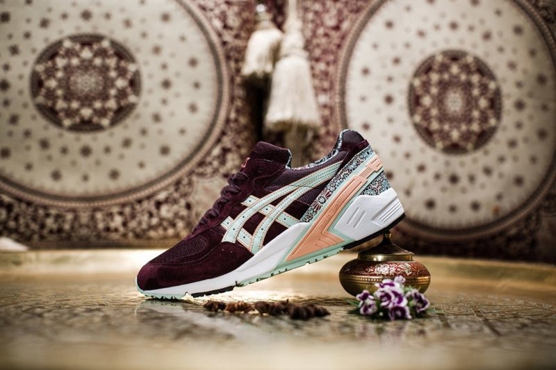 【7月18日発売】OVERKILL x ASICS GEL SIGHT 'DESERT ROSE'