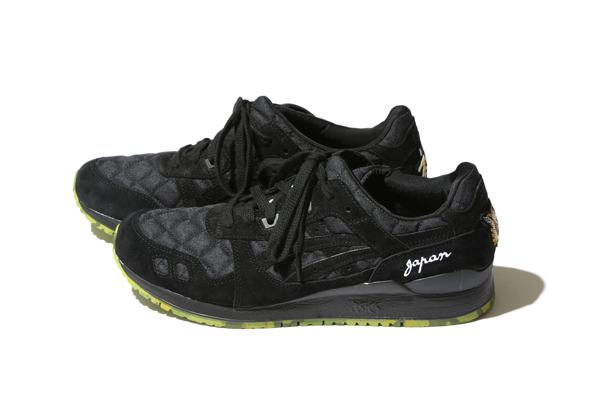 【6月11日発売】BEAMS x MITA SNEAKERS x ASICS TIGER GEL LYTE 3 'SOUVENIR JACKET'
