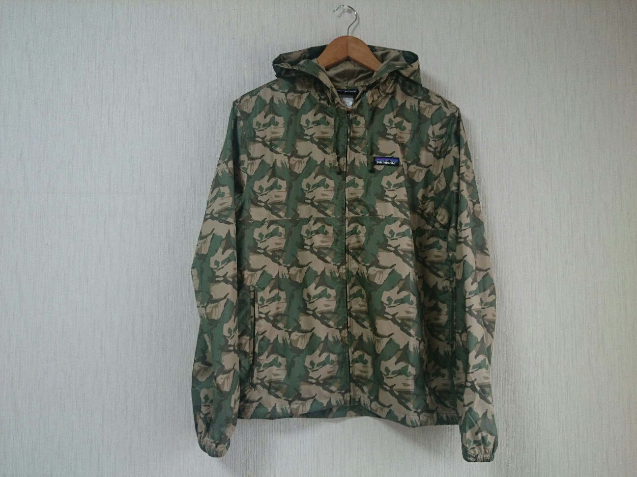 Patagonia Men S Light Amp Variable Hoody ぷりぷり