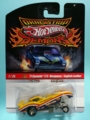 [2010] '77 CORVETTE F/C - MONGOOSE/ENGLISH LEATHER【2010 DRAG STRIP DAMONS】