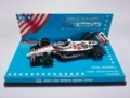 [MINICHAMPS OTHERS]NIGEL MANSELL K MART TEXACO HAVOLINE LOLA FORD