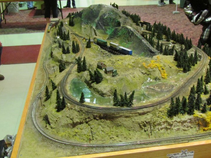 Small n scale layouts small n scale layouts - Ho scale layouts for small spaces concept ...