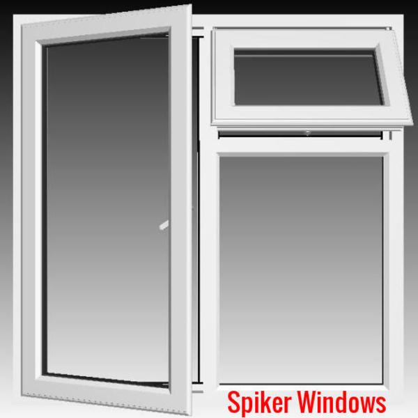 Double glazed windows generally considered to increase the value of home. It conserve energy and