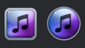 iTunes X Icon Replacement