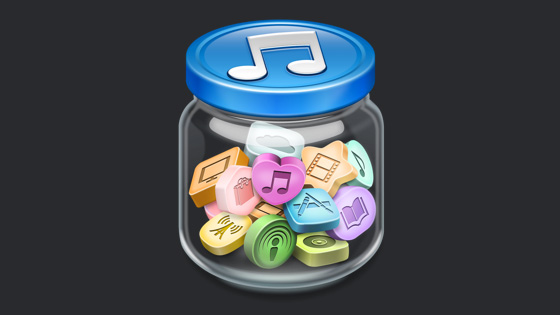 iTunes replacement icon